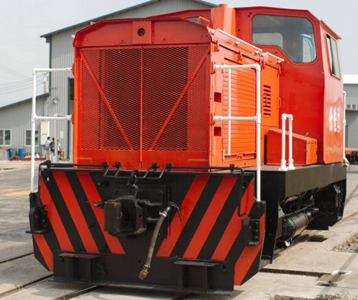 Refurbished DC30 30 Ton Caterpillar Switcher Locomotive for sale
